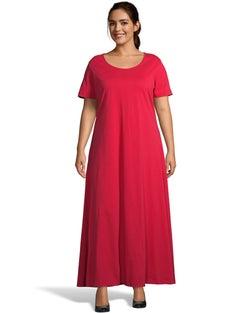 Jersey Matchables Maxi Dress