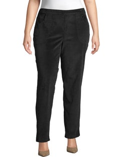JMS Stretch Corduroy 2-Pocket Pants, Petite