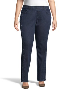 JMS 5 Pocket Jeans with Studded Sides