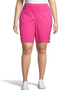 JMS 2-Pocket Shorts with Grommet Detail