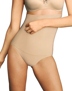 Flexees by Maidenform Curvy High Waist Shaping Brief