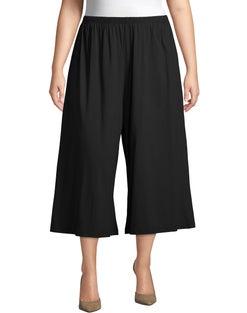Jersey Matchables Split Skirt