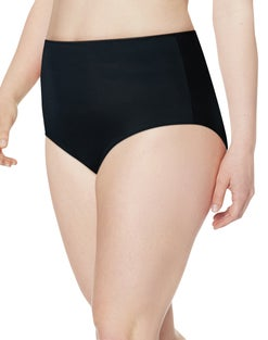Just My Size Cool Comfort™ Women's Microfiber Brief Panties — 5-Pair Pack