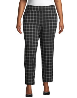 JMS Super Stretch Printed Ankle Pant