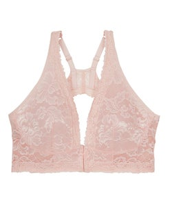 Leading Lady Front Close Lace Wirefree Bra