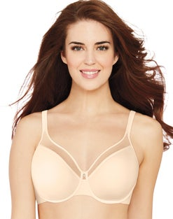 Bali One Smooth U® Ultra Light Illusion Neckline Underwire Bra
