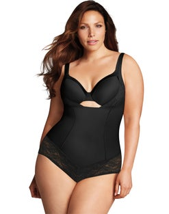 Maidenform Curvy Body Shaper with Cool Comfort™ and Anti-Static