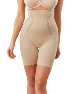 Maidenform High Waist Thigh Slimmer with Cool Comfort™ and Anti-Static