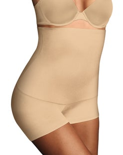 Flexees by Maidenform High Waist Boyshort with Cool Comfort™