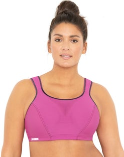 Glamorise High Impact Cami Underwire Sports Bra