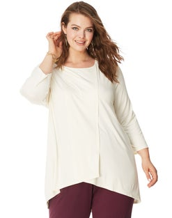 JMS On The Go 3/4 Sleeve Tunic