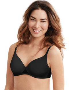 Hanes Women's Oh So Light Foam ComfortFlex Fit® Wirefree Bra