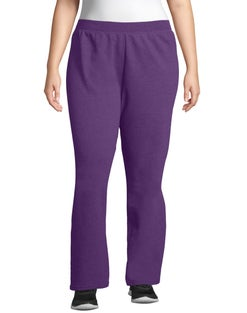 JMS ComfortSoft® EcoSmart® Fleece Open-Hem Women's Sweatpants, Average Length