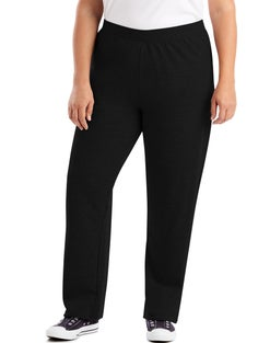 JMS ComfortSoft® EcoSmart® Fleece Open-Hem Women's Sweatpants, Petite Length