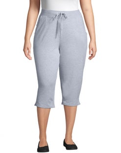 JMS French Terry Women's Capris