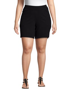 JMS Cotton Jersey Pull-On Women's Shorts