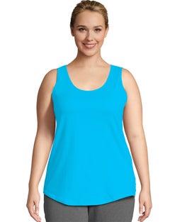 JMS Cotton Jersey Shirttail Women's Tank Top