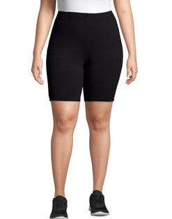 JMS Stretch Cotton Jersey Women's Bike Shorts