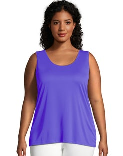 JMS Cool DRI® Scoop-Neck Women's Tank Top