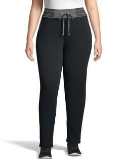 JMS Active French Terry Contrast Pants