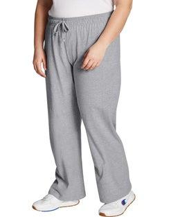 Plus Cotton Jersey Pants