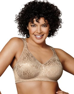 Playtex 18 Hour 4745 Ultimate Lift & Support Wirefree Bra