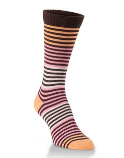 World's Softest® Market Stripe Crew Socks