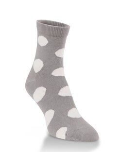 World's Softest® Sweet Pea Quarter Socks