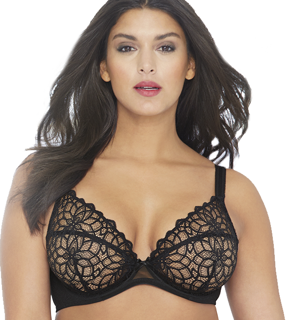 Glamorise Wonderwire Front-Close Underwire Bra